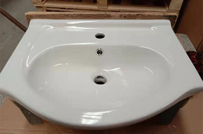 Turkey Customer--Cabinet Basin