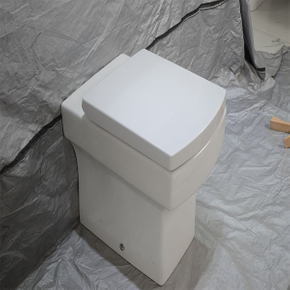 UK Customer - Back To Wall Toilet